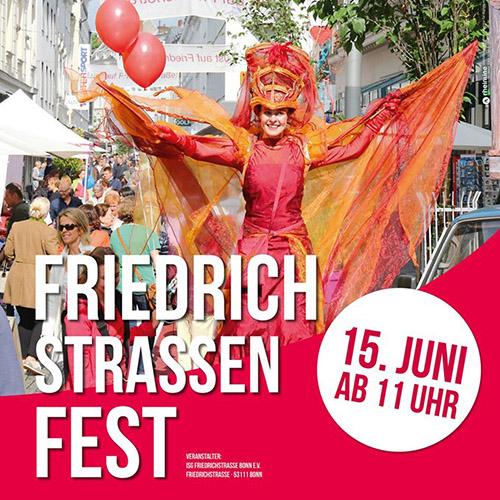 Friedrichstraßenfest am 15.06.2019