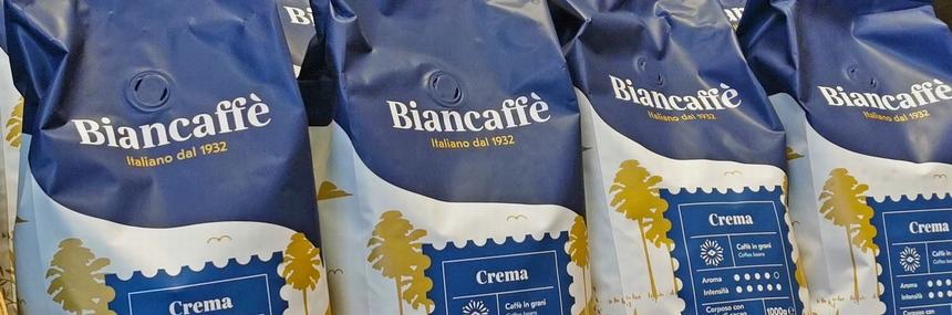 Unser Caffé der Woche: BianCaffé Espresso Crema