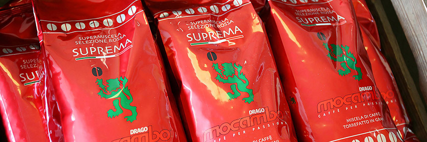 Unser Caffé der Woche: Mocambo Suprema