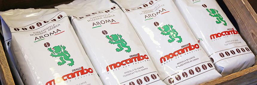 Unser Caffé der Woche: Mocambo Aroma