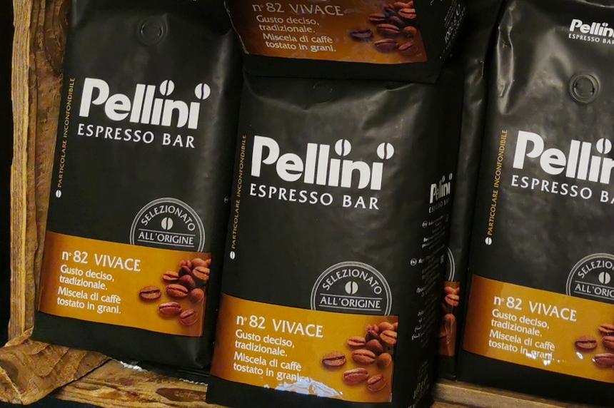 Unser Caffé der Woche: Pellini N° 82 Vivace
