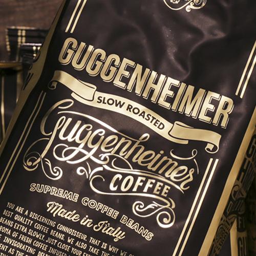 Unser Caffé der Woche: Guggenheimer Espresso Supreme