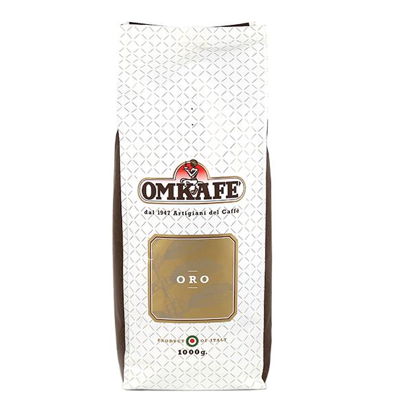 NEU IM SORTIMENT und unser Caffé der Woche: Omkafé Oro