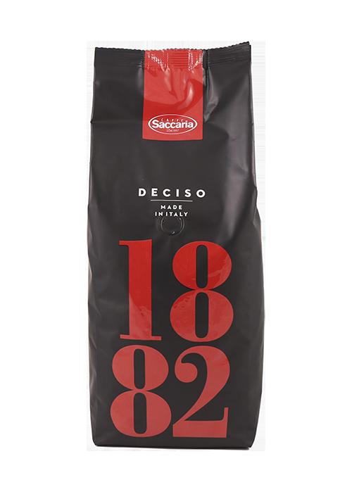 Caffé Saccaria 1882 Deciso
