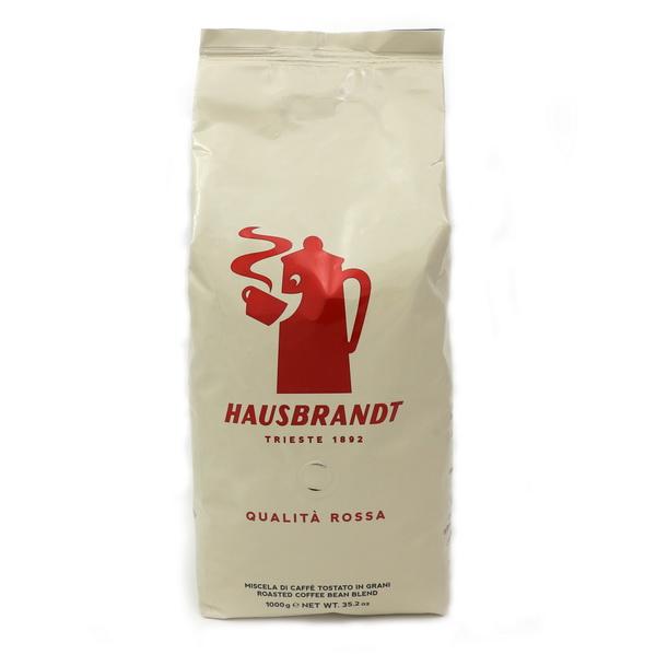 Caffé Hausbrandt Qualita Rossa