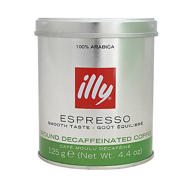Illy Decaffeinated
