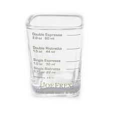 JoeFrex Espresso-Glas