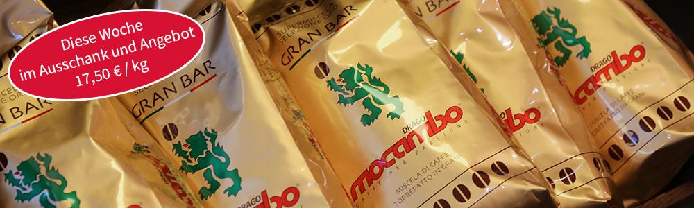 Caffé der Woche: Caffé Mocambo Gran Bar