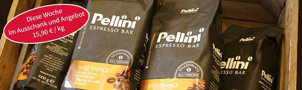 Caffé der Woche: Pellini N° 82 Vivace