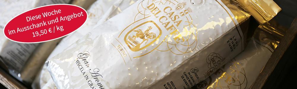 Caffé der Woche: Vergnano Gran Aroma