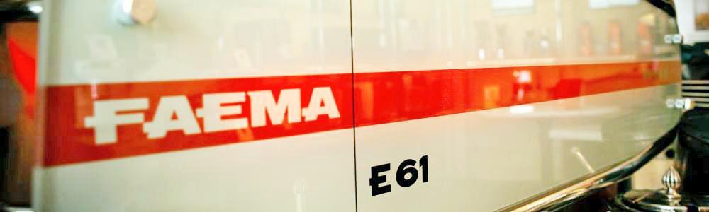 FAEMA E 61