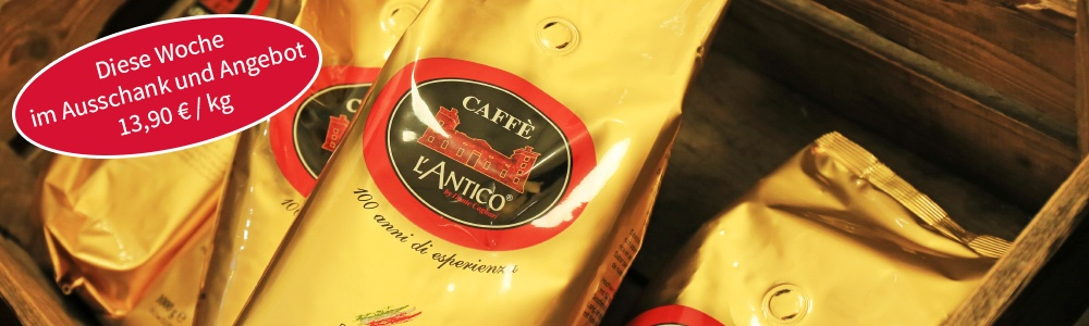 Caffé der Woche: Caffé L'Antico
