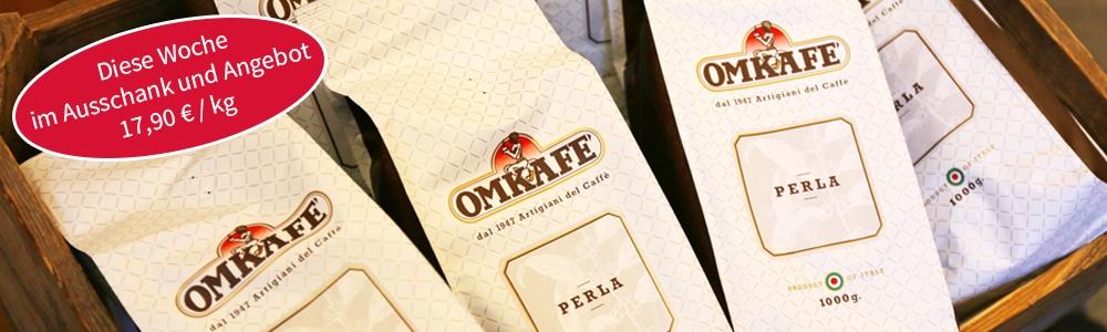 Unser Caffé der Woche: Omkafé Perla